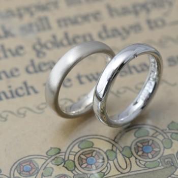 New ブログで結婚指輪紹介!