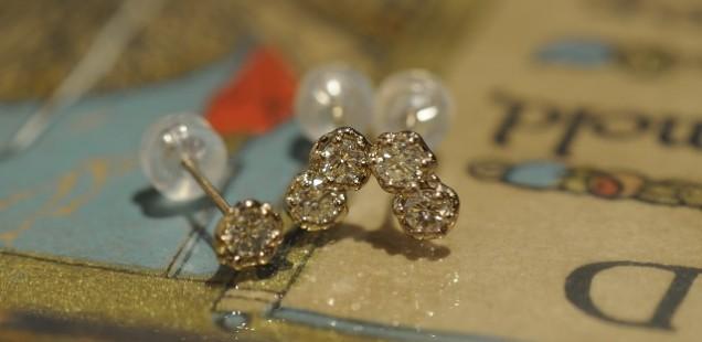 翡翠とダイヤのリメイク