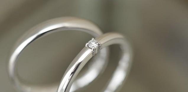 ご結婚指輪ですー!