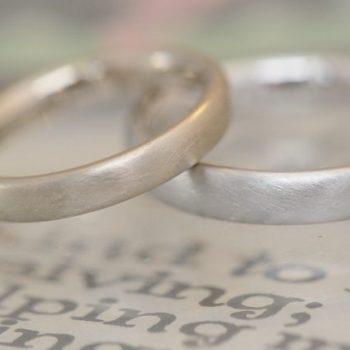 結婚指輪のご紹介!