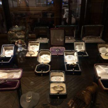 antique jewelrycase