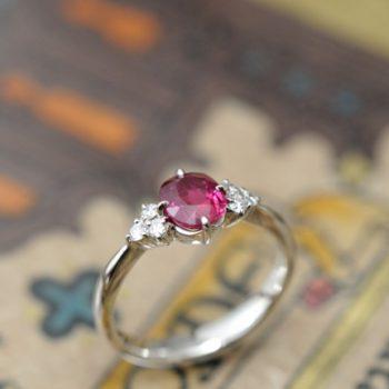 ルビーの指環