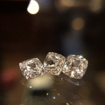 modified oldtype cushion cut Diamond