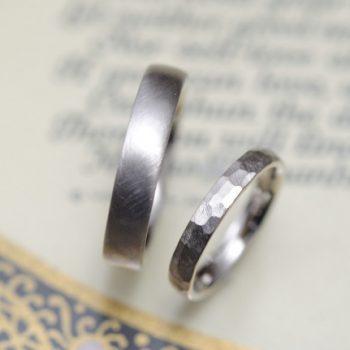 鎚目ご結婚指輪のお問い合わせ