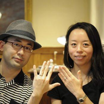 ご結婚指輪のご紹介