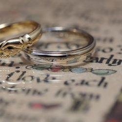 フェデリングの結婚指輪